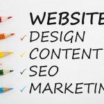 ビジネスの成長に役立つマーケティング、Webデザイン、ブランディングの統計情報6つ